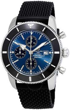 Breitling Superocean Heritage II Chronograph Automatic Blue Dial Men's Watch A1331212/C968 -267S