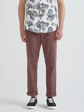 Frank and Oak The Newport Chino in Taupe