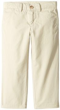 Polo Ralph Lauren Kids - Slim Fit Cotton Chino Pants Boy's Casual Pants