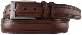 Johnston & Murphy Grain Inlay Belt