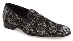 Mezlan Men's 'Leno' Venetian Loafer