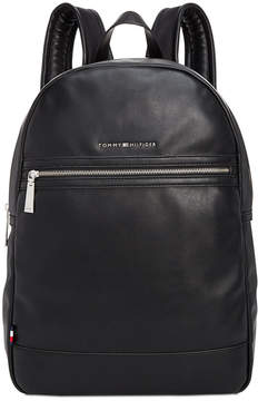 Tommy Hilfiger Men's City Smooth Backpack