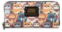 Disney Ewok Wallet by Loungefly - Star Wars
