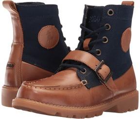 Polo Ralph Lauren Kids - Ranger Hi II Boys Shoes