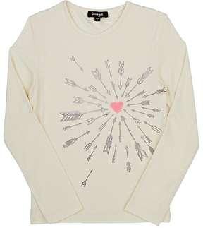 Imoga Ariana Heart & Arrows T-Shirt