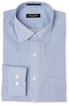 Pierre Cardin Slim Fit Print Dress Shirt