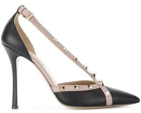 Valentino Rockstud d'Orsay pumps
