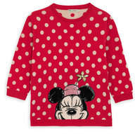 Disney Minnie Mouse Polka Dot Sweater for Women by Cath Kidston