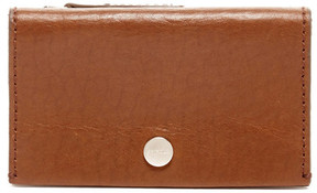 Shinola Small Accordion Leather Wallet