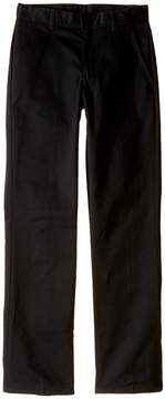 Nautica Slim Fit Flat Front Pants Boy's Casual Pants