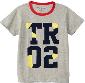 True Religion Boys' Blocked T-Shirt