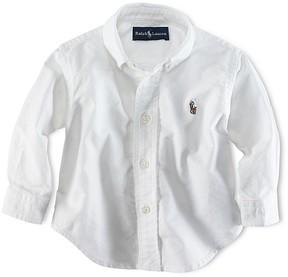 Ralph Lauren Childrenswear Boys' Oxford Shirt - Baby