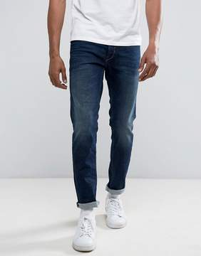 Replay Thyber Slim Taper Dark Wash