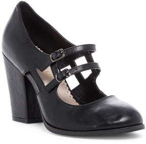 Restricted Way Out Mary Jane Pump