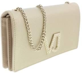 Versace EE3VRBPC3 Gold Wallet on Chain