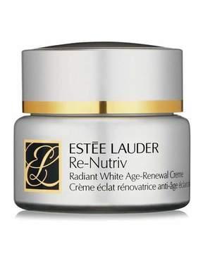 Estee Lauder Re-Nutriv Radiant White Age-Renewal Crème, 1.7 oz.