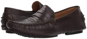 Matteo Massimo Cobra Penny Men's Slip-on Dress Shoes