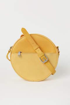 H&M Round Shoulder Bag - Yellow