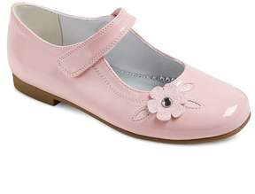 Rachel Girls' Charlene Dressy Mary Jane Shoes Pink Patent