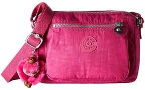 Kipling Chando Cross Body Handbags - BLACK - STYLE