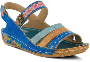 Spring Step L'Artiste by Kerry Wedge Sandal - Women's