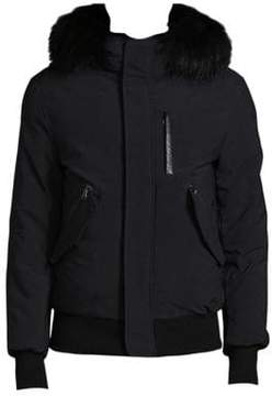 Mackage Dixon-P Powder Touch Down Bomber