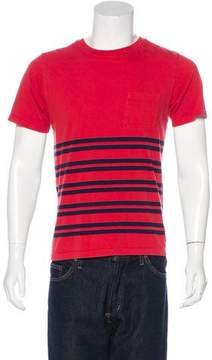 Saturdays NYC Striped T-Shirt