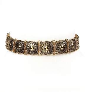 Amrita Singh Goldtone Rama Choker Necklace
