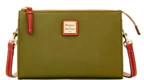 Dooney & Bourke Pebble Grain Janine Crossbody Shoulder Bag
