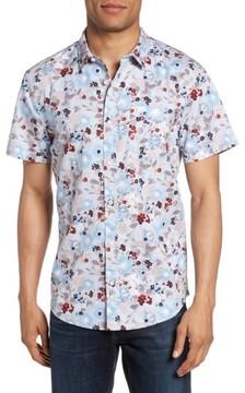 1901 Men's Floral Print Shirt