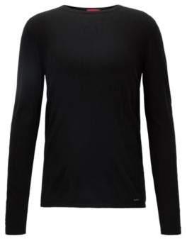HUGO Boss Cotton Blend Sweater San Bastio M Black