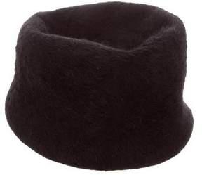 Lanvin Fur Felt Hat