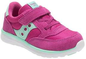 Saucony Infant Girls' Baby Jazz Lite Sneaker.