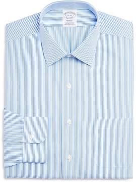 Brooks Brothers Tonal Stripe Regular Fit Dress Shirt