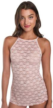 Candies Juniors' Candie's High Neck Lace Cami