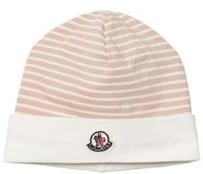 Moncler Berretto Pink Stripe