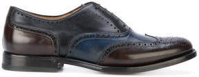 Silvano Sassetti lace-up brogues