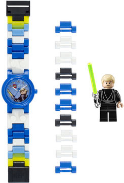 Lego Star Wars Luke Skywalker Kids Watch with Mini Figure