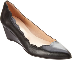 French Sole Kimberly Leather Wedge