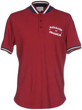 Commune De Paris 1871 + DIMANCHES Polo shirts