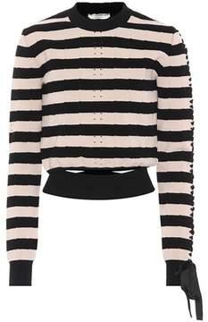 Fendi Striped sweater