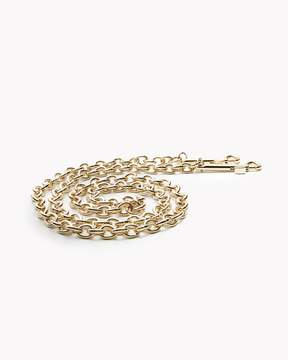 Theory Gold Crossbody Chain