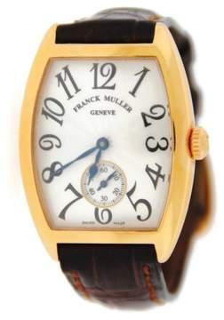 Franck Muller Casablanca 7500 S6 18K Rose Gold Watch