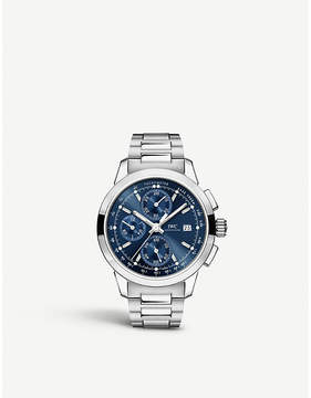 IWC IW380802 Ingenieur stainless steel watch