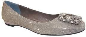 J. Renee Glitter Embellished Dewport Flats