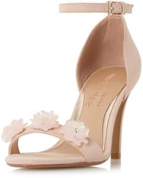 Head Over Heels *Head Over Heels by Dune Blush Muse High Heel Sandals
