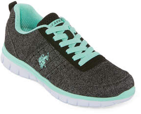 U.S. Polo Assn. Cece Womens Sneakers