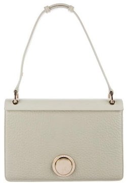 Giambattista Valli 2015 Leather Lady Push-Lock Satchel