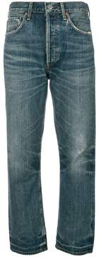 Citizens of Humanity cropped straight jeans