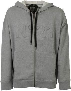 N°21 N.21 Embroidered Logo Sweatshirt